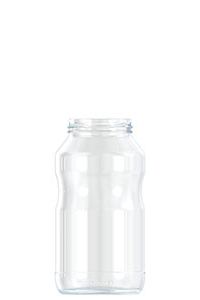 Griffmuldenglas 720 C30 63TO