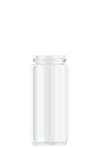 580ml Würstcheglas