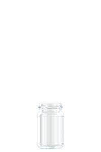 107 ml Konservenglas