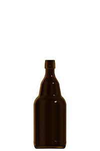 Bierflasche 2000 C20 42CB