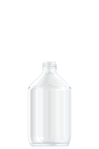 medicine bottle 500 ml