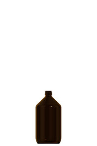 medicine bottle 1000 ml