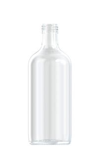 500ml Flint Glass Industry Food Bottle 30001052