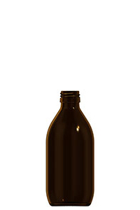 syrup bottle 300 ml