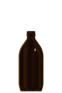 syrup bottle 500 ml