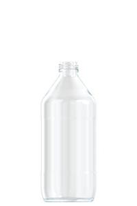 575ml Flint Glass Vinegar Food Bottle 30002040