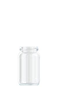 380ml flint glass Preserve food jar