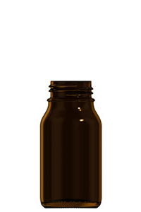 chemical bottle wide 500 ml