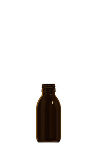 syrup bottle 125 ml