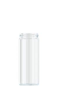 500ml flint glass Sausage food jar