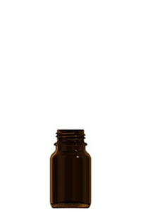 chemical bottle wide 125 ml