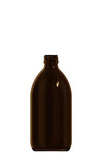6456 Sirupflasche 500 C20
