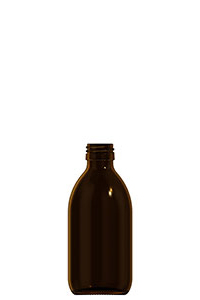 syrup bottle 250 ml