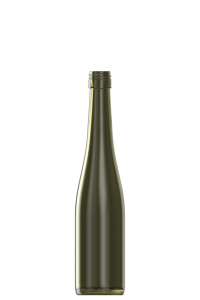 375ml Schlegel - wine bottle Olive/Antique Green