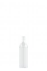square spirit bottle 700ml