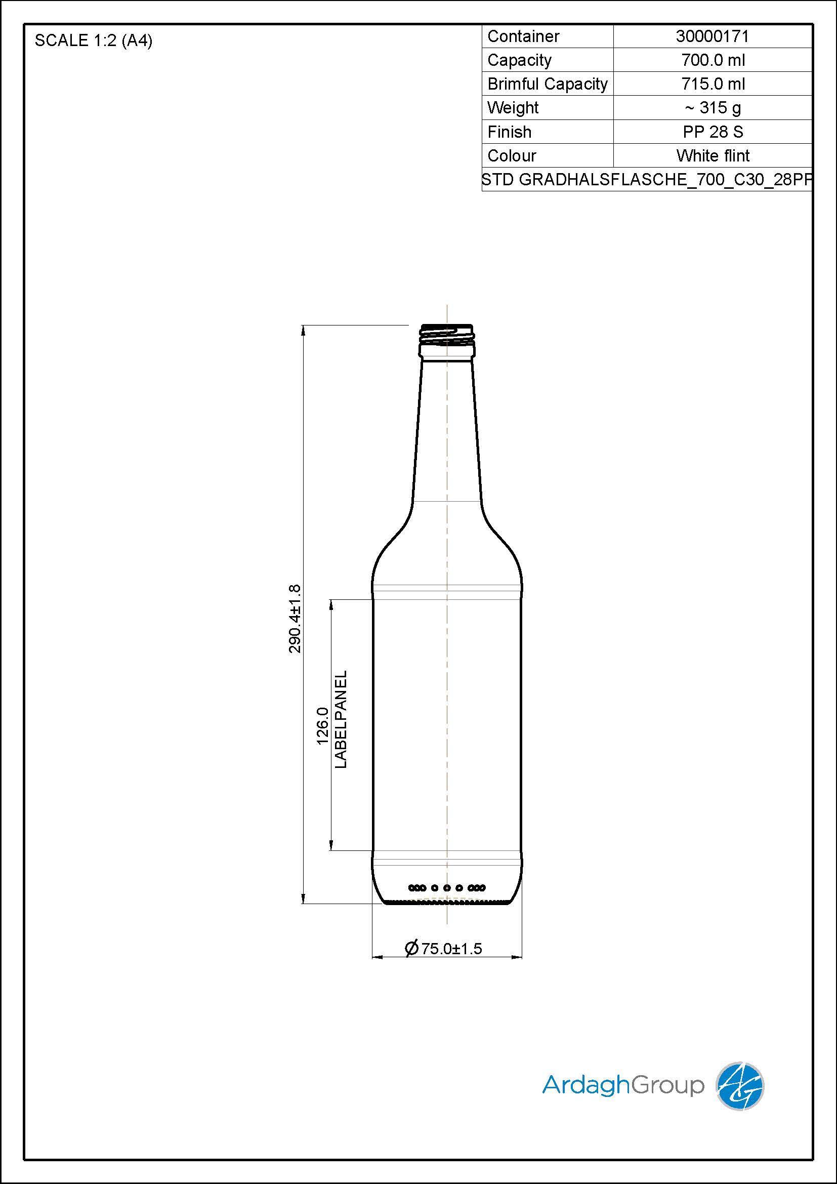 Std. Gradhalsflasche_700_C30_28PP