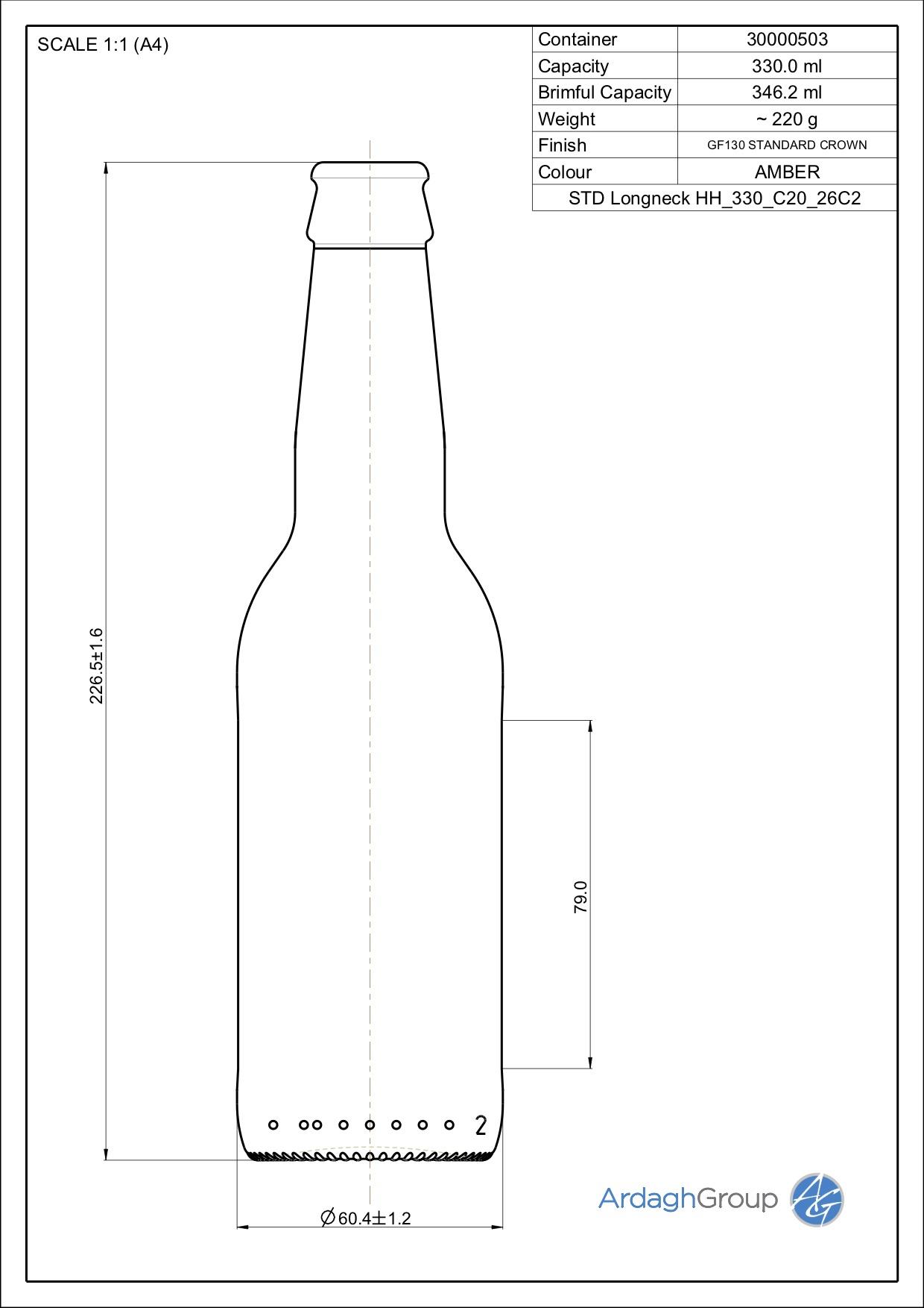 STD Longneck HH_330_C20_26C2