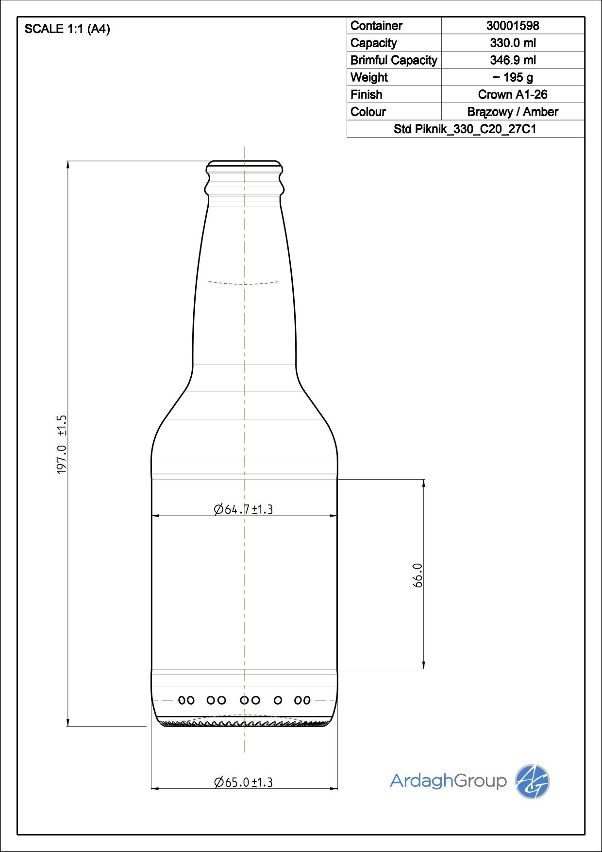 Std-Piknik 330 C20 27C1