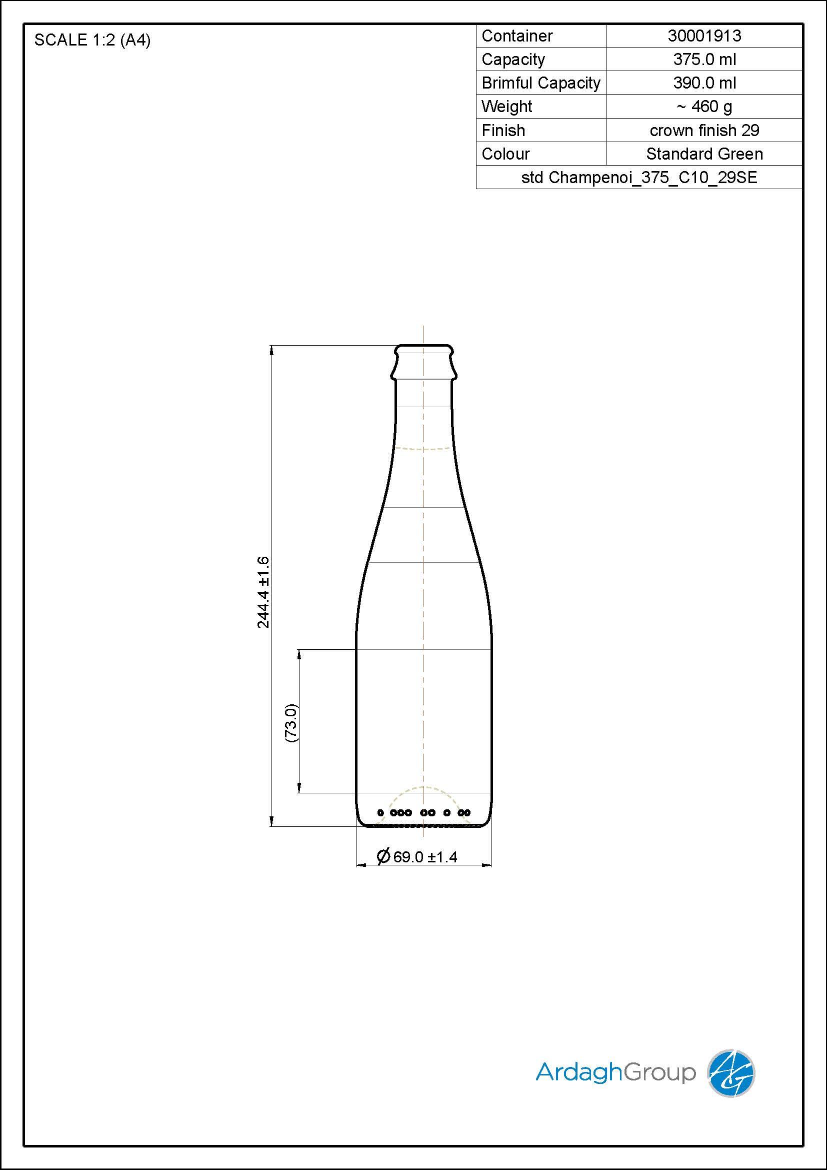 std Champenoi 375 C10 29SE