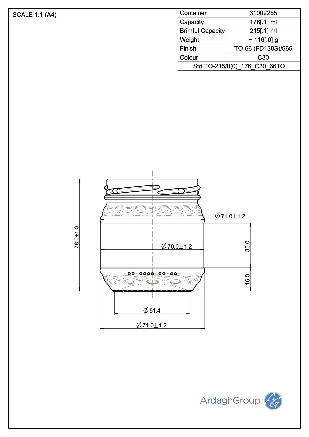 std TO-215/8(0) 176 C30 66TO
