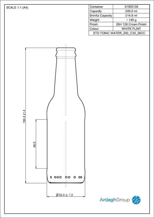 STD TONIC WATER_200_C30_26CC